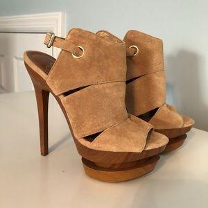 Jessica Simpson JS-Cat tan heels